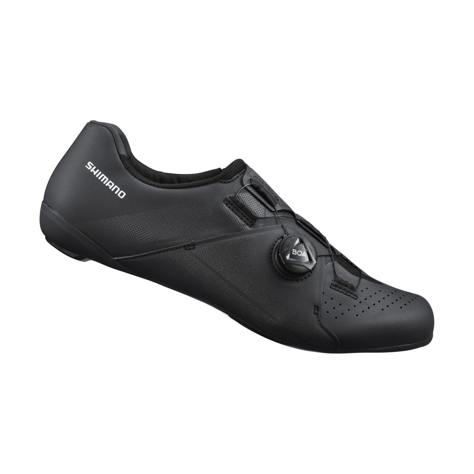 SHIMANO silniční obuv SH-RC300ML, černá, 42