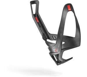 ELITE košík ROCKO Carbon 20' černý matný/červený