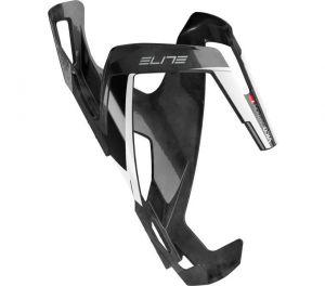 ELITE košík VICO Carbon 20' černý lesklý/bílý