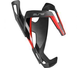 ELITE košík VICO Carbon 20' černý matný/červený