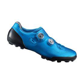 SHIMANO MTB obuv SH-XC901MB, modrá, 44