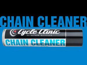 AUTHOR Čistič Cycle Clinic Chain Cleaner 400 ml (černá)