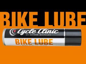 AUTHOR Mazivo Cycle Clinic Bike Lube 150 ml (černá)