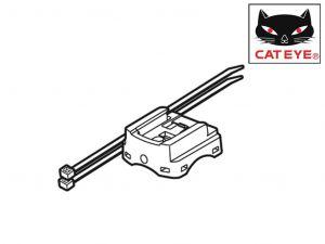 CATEYE Držák CAT cyklopočítač Velo Wireless (#1602980) (černá)