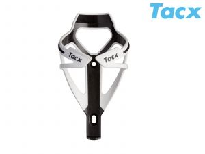TACX Košík TACX Deva (bílá/karbon)