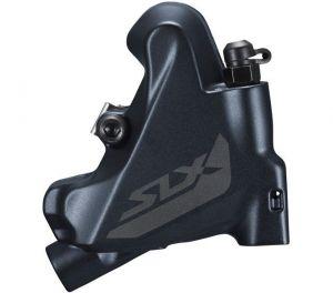 SHIMANO brzda SLX BR-M7110 kotouč zadní flat mount kov L04C + chladič šroub 25 mm bal