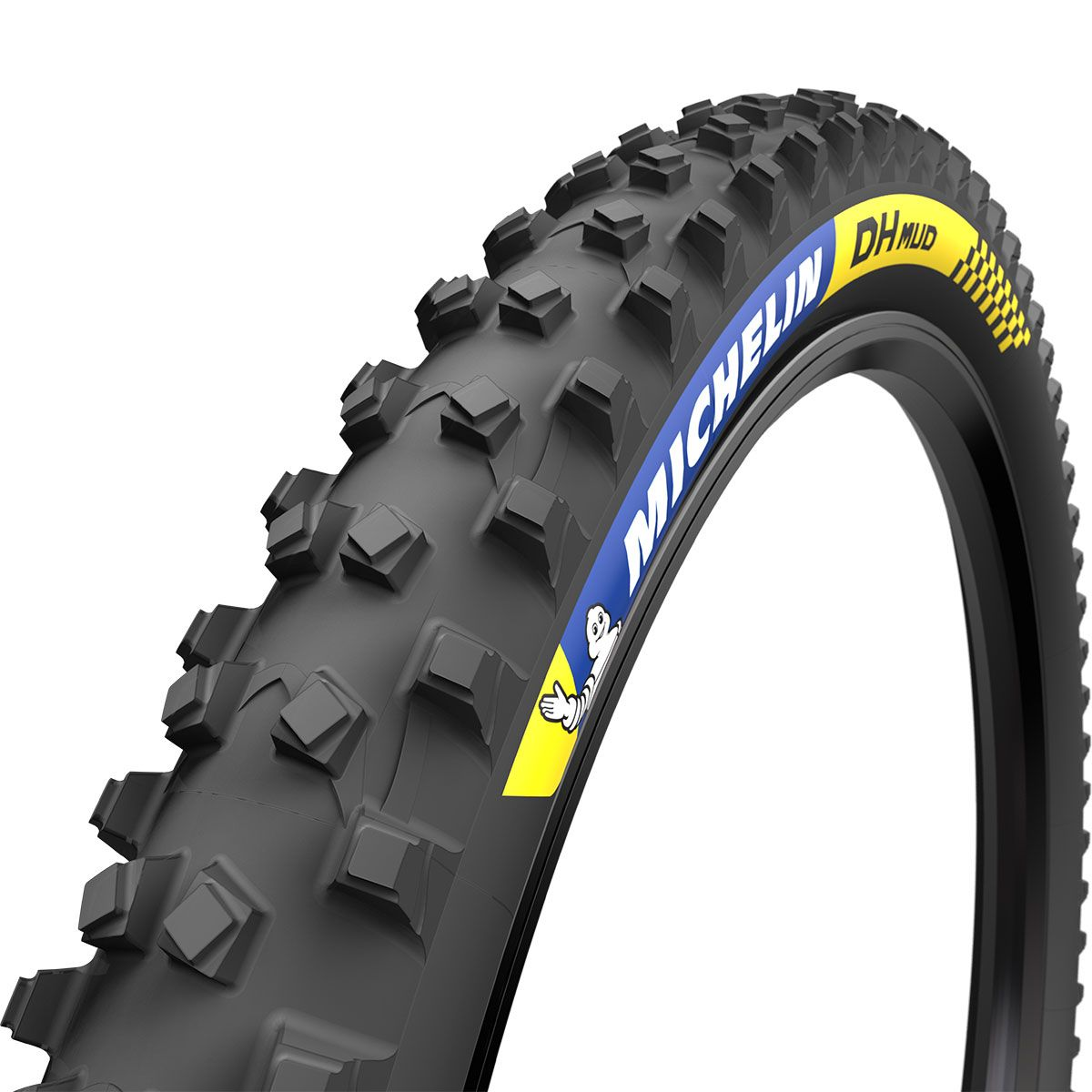 MICHELIN DH MUD TLR WIRE 29X2.40 RACING LINE 399994 Množ. Uni