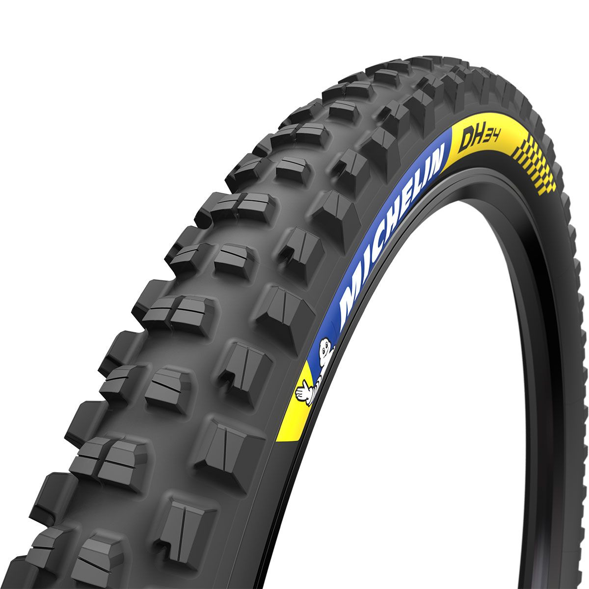 MICHELIN DH34 TLR WIRE 26X2.40 RACING LINE 897304 Množ. Uni