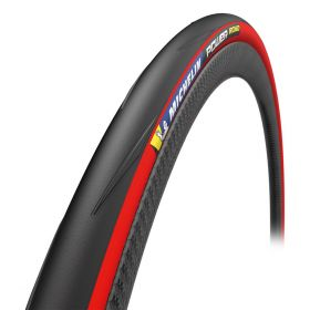 MICHELIN POWER ROAD RED TS KEVLAR 700X25C COMPETITION LINE 823544 Množ. Uni