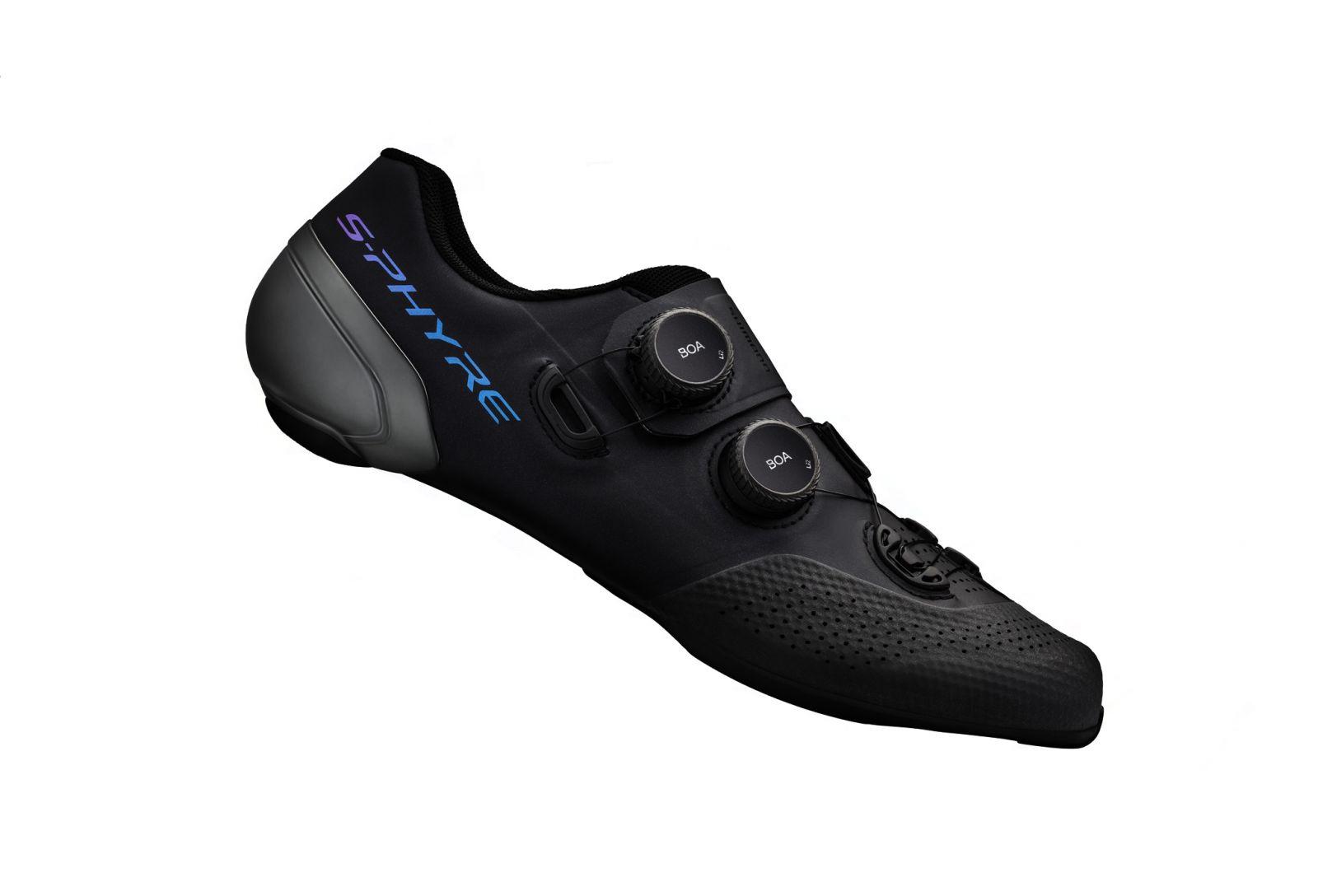 SHIMANO silniční obuv SH-RC902MB, černá, 41