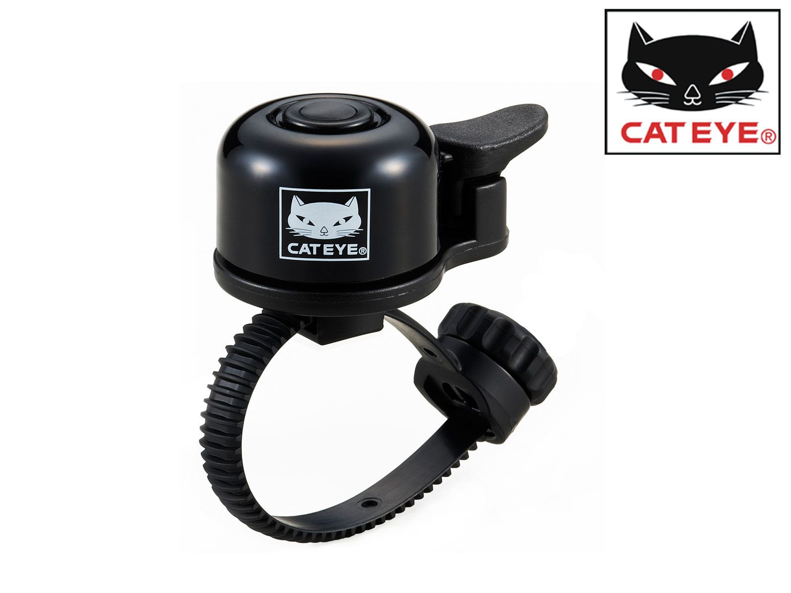 CATEYE Zvonek CAT OH-1400 (černá)