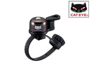 CATEYE Zvonek CAT OH-2400  (černá neo)