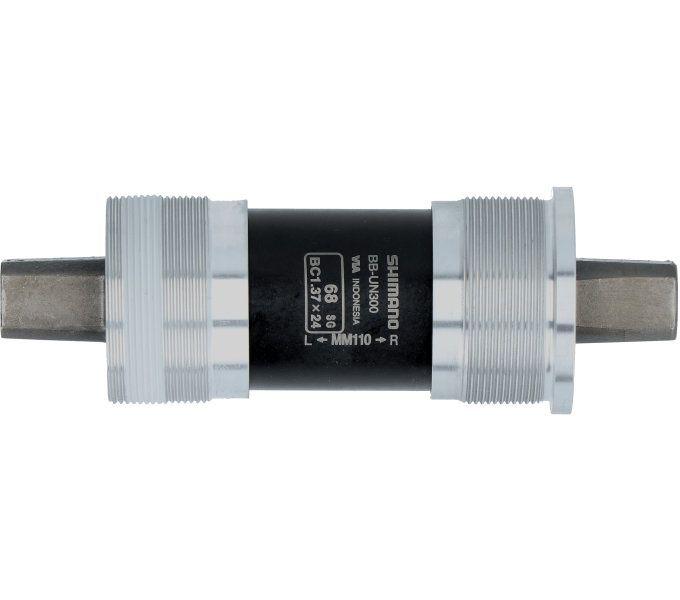 SHIMANO středové složení MTB-ostatní BB-UN300 osa 4hran 68 mm 110 mm nebal