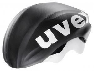 UVEX PLÁŠTĚNKA NA HELMU AERO RAINCAP, BLACK-WHITE (S419950) Množ. Uni