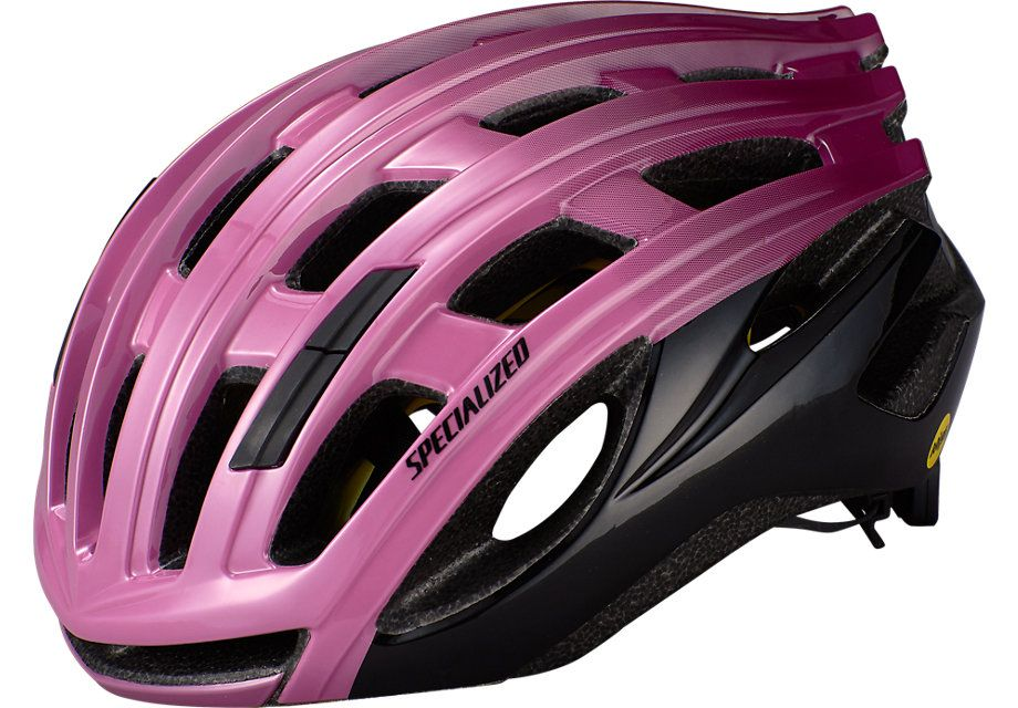 přilba Specialized PROPERO 3 ANGI MIPS Cast Berry/Dusty Lilac M